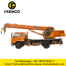 16t Forland Chassis Truck Crane Lifting Equipment