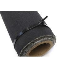 Sujetacables de nailon Clips de alambre con cremallera