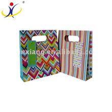 ХХ-BG046 гарантированного качества соответствующего цене Бумажная Коробка Упаковывая, Коробка бумаги Упаковывая с, Бумажная Коробка подарка тесемки
