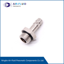 Air-Fluid Brass Female Hose Barb Adapter