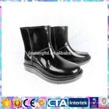 new style pvc rain shoes
