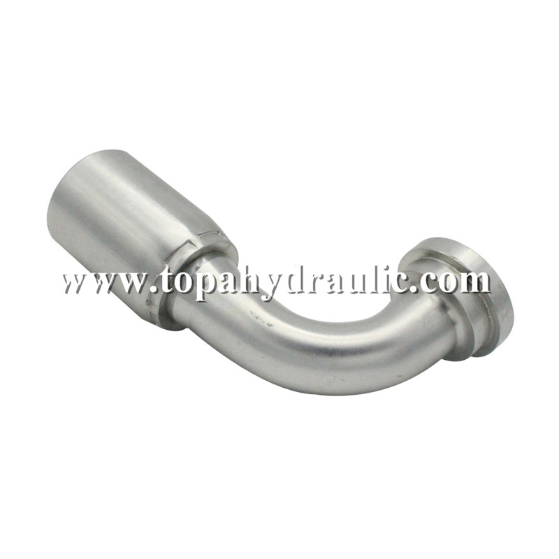 customize ring lock swivel hose fittings