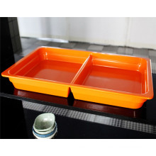Customized Melamine Fruit Dessert Tray (CP-010)