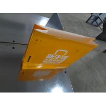 Bolsa de mano de papel Máquina de pegado inferior
