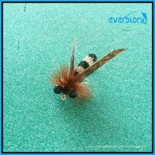 Vavid e moscas atrativas do inseto para a pesca da mosca