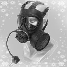 MF 11 GAS MASK