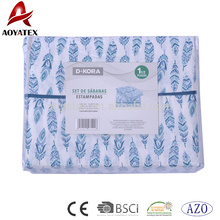 Alibaba high quality cheap price disperse printing sale well fancy duvet cover