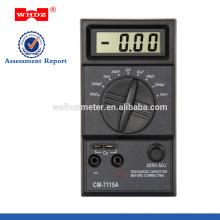 Medidor digital de capacitancia LC Meter CM7115A