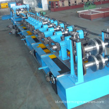 80-300 CZ Purlin Cold Roll Forming Machine