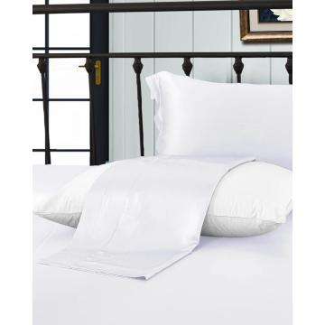 Taie d'oreiller en soie Oxford des deux côtés pour cheveux et peau Standard-100% soie de mûrier 19 Momme taie d'oreiller en soie