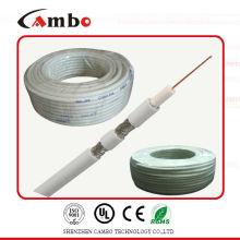 Cable coaxial RG58 aluminio revestido de cobre 75 ohmios