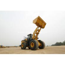 Carregador de 8 toneladas de SEM680D para moinhos de aço de jardas minerais