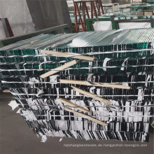 Glaszaun-Platten, Glaskabinett, Duschglas für Europäer