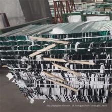 Painéis de vedação de vidro, armário de vidro, vidro de chuveiro para europeus