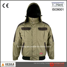OEM Mens Wear-Resisting Working Waterproof Bombdr Jacket