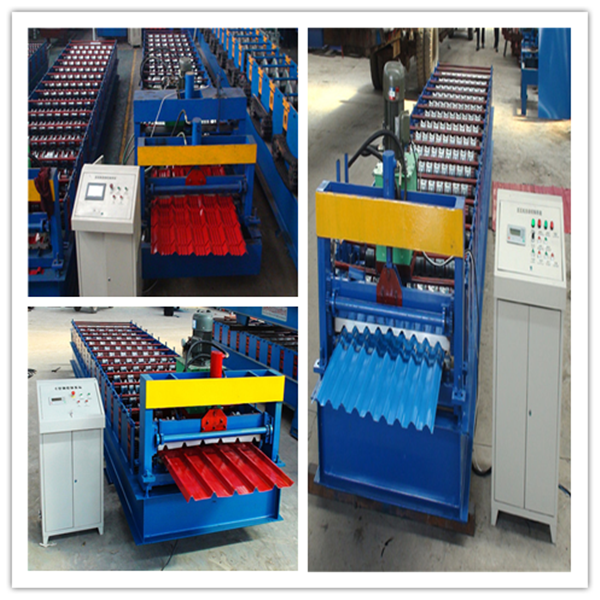 tile forming machine sheet