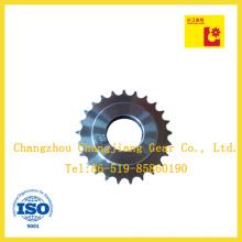 DIN ANSI Standard Bored Transmission Spur Chain Sprocket Gear