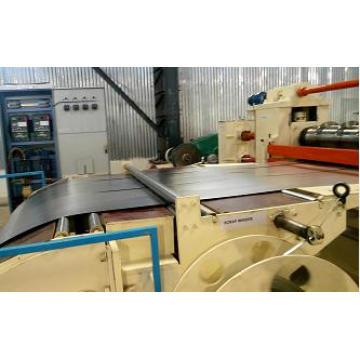 Middle Speed Galvanized Zinc Steel Coil Metal Slitting Machine