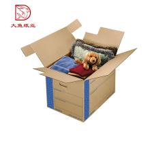 Top qualité plus récent mode chinois carton ondulé carton boîte