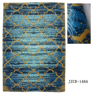 Reka Bentuk Permaidani Mesin Carpet Home Bedroom Carpet