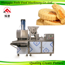 Snacks geformte Maschine Blätterteigmaschine FUTONG Nahrungsmittelmaschinen