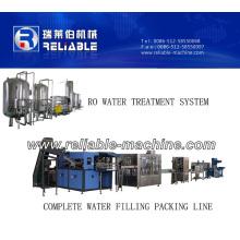 Полноавтоматической Чисто Воды Разливая По Бутылкам Оборудование