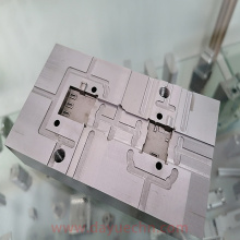 ISO9001 Factory Processing Injection Mold Base Row Slider