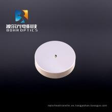 Película reflectante de espejo esférico con recubrimiento metálico óptico