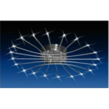 New style modern glass ceiling lamp for Home and hotel light 2013
