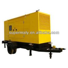 Générateur diesel de remorque avec prix d'usine