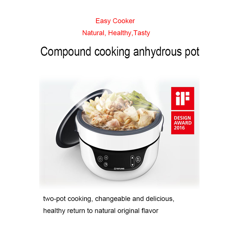 Compound Cooking Anhydrous Pot