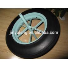 14-дюймовый 350-8solid резиновые колеса для тачки, сделанные в Китае