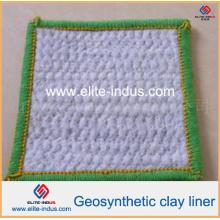 La couche d'argile géosynthétique Gcl agit comme un revêtement à faible perméabilité