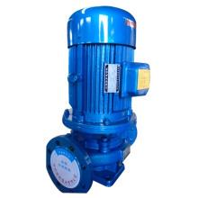 Pompe en ligne centrifuge verticale de la série ISG