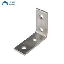 Custom furniture metal angle corner brackets