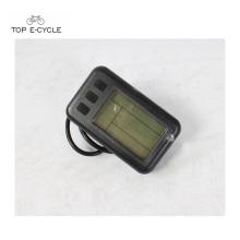 Kit électrique de convolution de bicyclette / ebike d'intelligence d'affichage d'affichage à cristaux liquides avec le câble imperméable à l'eau