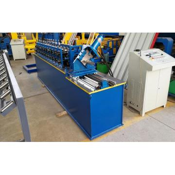 Steel Stud Track Omega Roll Forming Machine