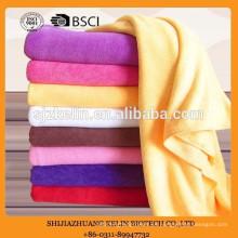 nuevos productos 2015 toalla absorbente de microfibra de polímero al por mayor
