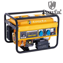6kw 6kVA Portable Home Use Electric Gasoline Generator