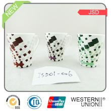 Heißer Verkauf China-Porzellan 10oz Porzellan-Becher