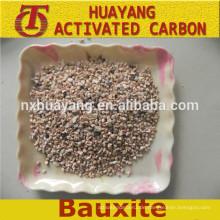60% -90% Al2O3 Bauxit niedrig calcinierter Bauxit Preis