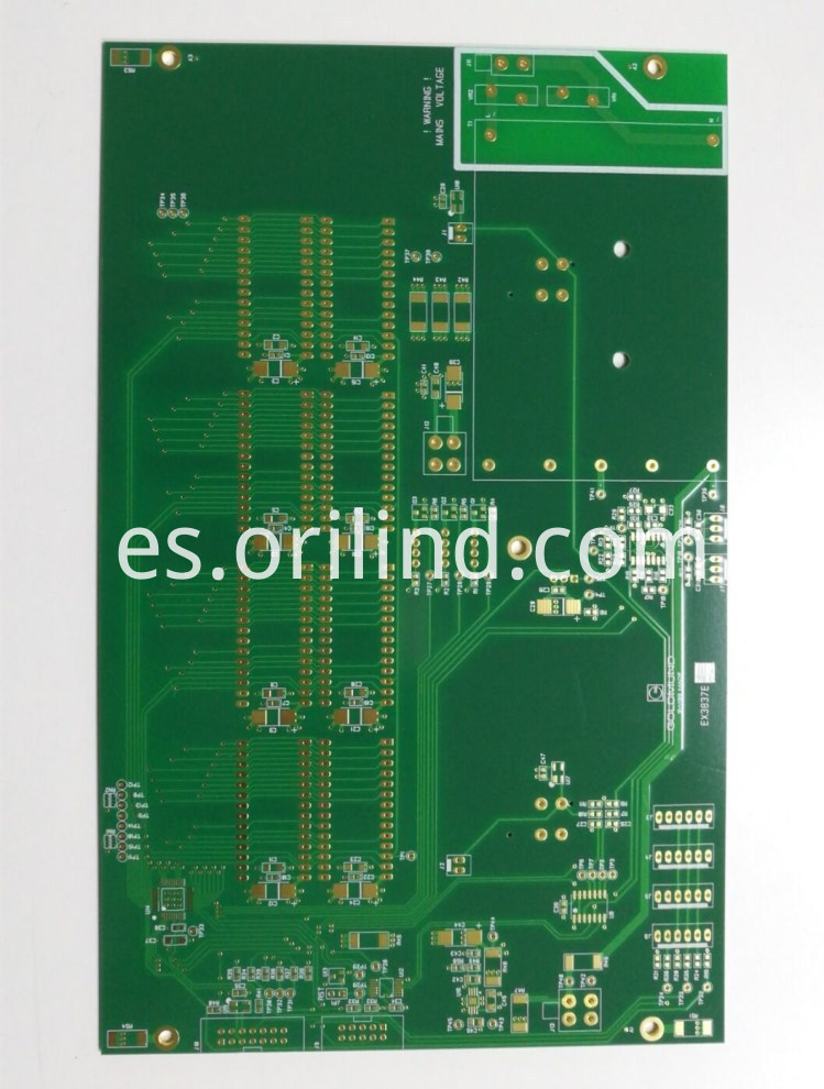 FR4 impedance control circuit board