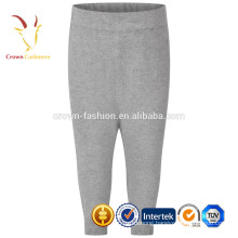 Comfortable 100% Cashmere Baby Pants Cashmere Pants