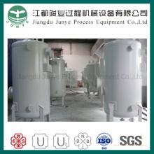 Réservoir de refroidissement utilisé dans le système de dessalement de l'eau de mer