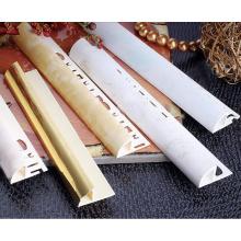 Plástico PVC Tile Trim