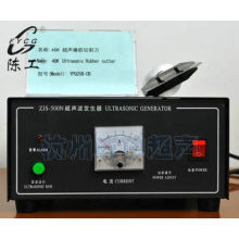 40 Khz High Speed Ultrasonic Cutting Machine With Generator For Sheet Metal