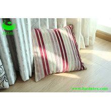 Полосатый бархат диван ткани (BS4003)