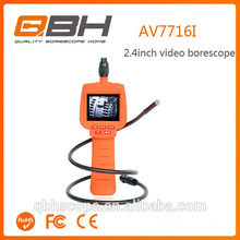 waterproof IP67 articulating endoscope ent endoscope camera