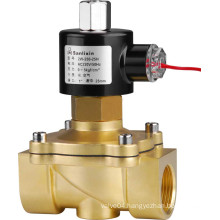 Normally Open Solenoid Valve (Brass series)