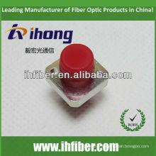 Adaptateur fibre optique carré FC deux trous